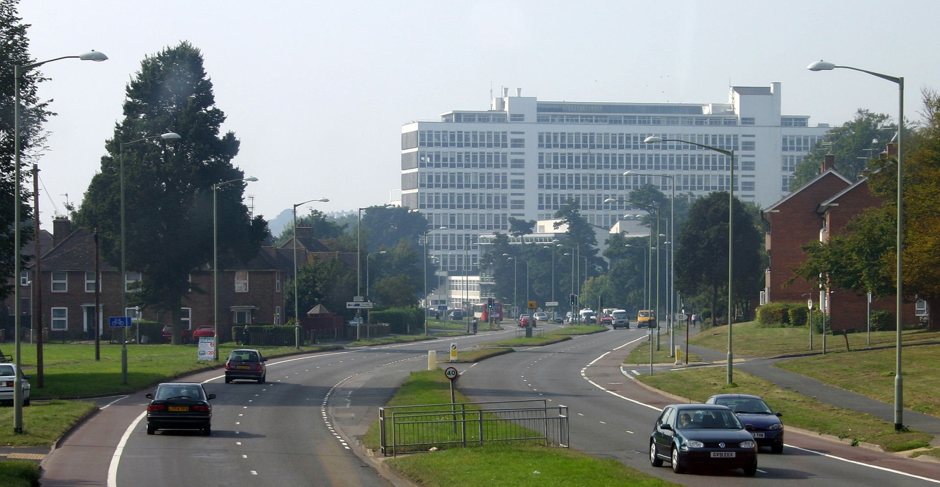 University of Brighton - Cockcroft building